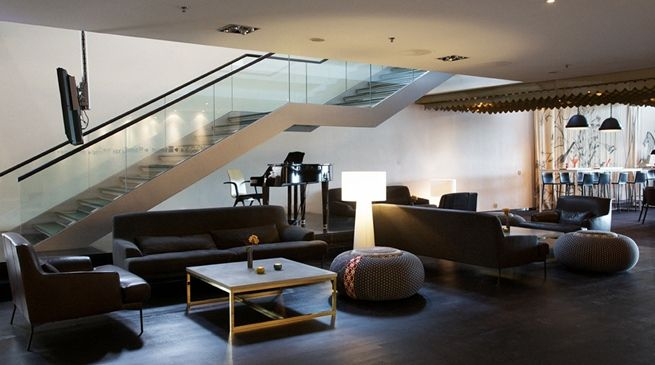 #staircase Clarion Hotel #Stockholm
