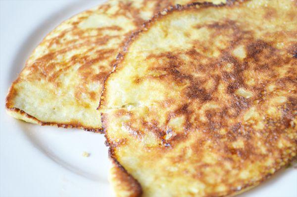 Recept: Banaan met ei pannenkoekjes | By Aranka - Beautyblog