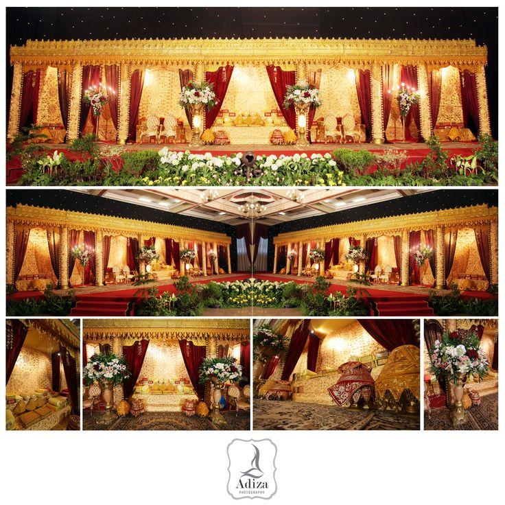 Nangroe Aceh Darussallam wedding decoration. Decorator : Cut Marlin Venue : Balai Sudirman