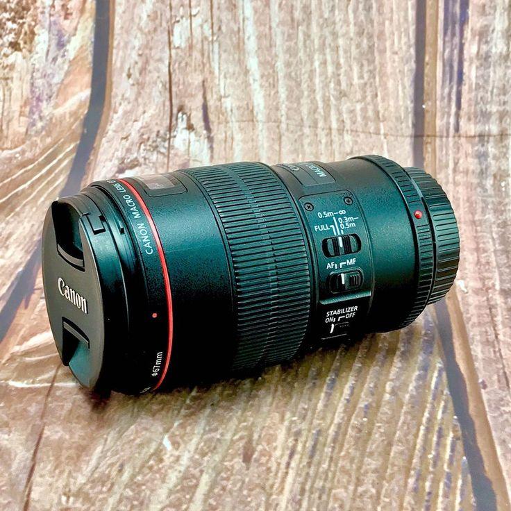 Canon EF 100mm F/2.8 L IS USM Lens macro manual & auto focus image stabiliser