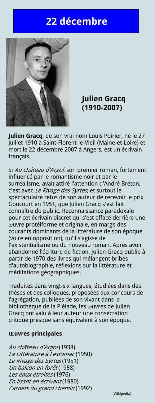 Julien Gracq
