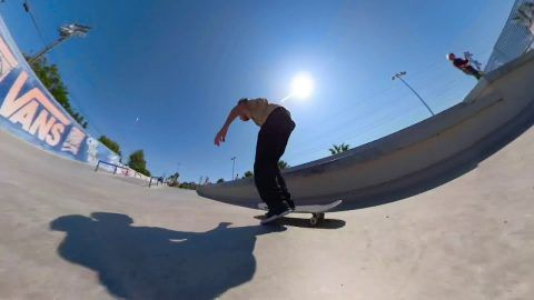 Trevor McClung B Roll Wednesday's | Plan B Skateboards: Plan B Skateboards – HB Vans Park
