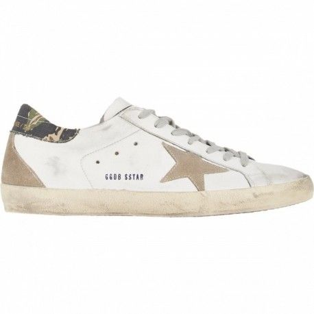 https://www.goldengoosesuperstarsneakers.com/  147 : Golden Goose GGDB Super Star Sneakers in Leather with Screen Printed StardTxSPPmPy