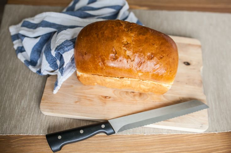 Toustový chléb--Toast bread