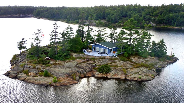 7 Private Islands You Can Rent With Your Friends For Cheap In Ontario
