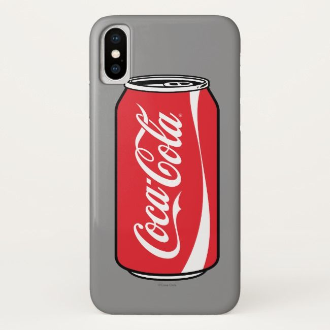 Coca Cola Coke Can iphone case