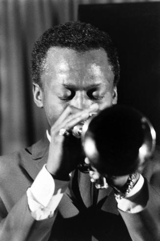 In 1958, Miles Davis .