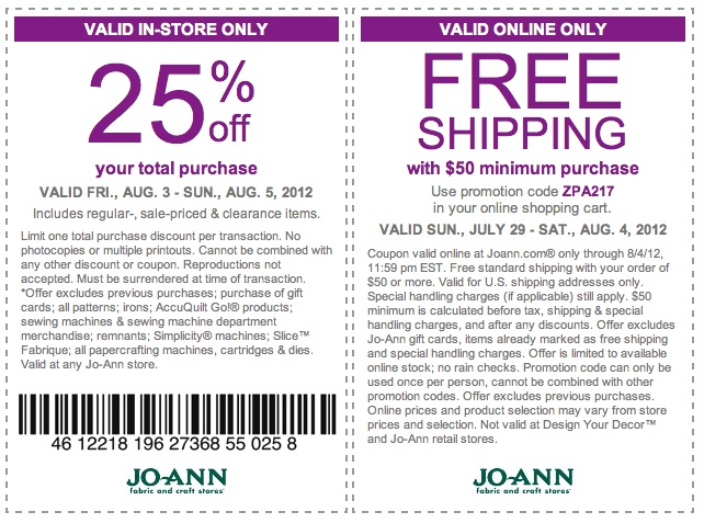 Jo and jax coupon codes 2018