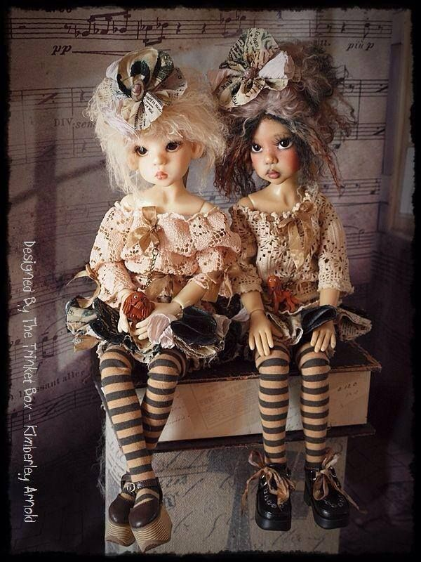Kimberley Arnold ( The Trinket Box)
