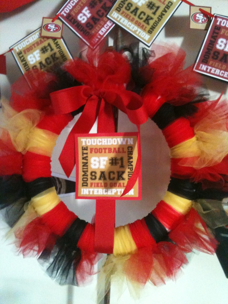 15 best diy 49ers room images on pinterest 49ers room for 49ers room decor