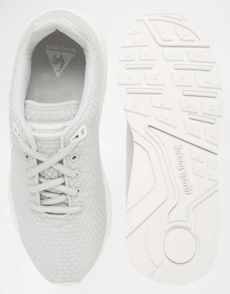 Image 3 ofLe Coq Sportif LCS R950 Grey Trainers http://www.95gallery.com/