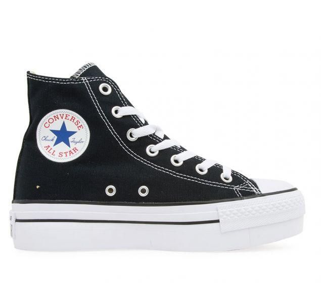 Shop Converse Womens All Star Platform Hi Online  b2ae729234