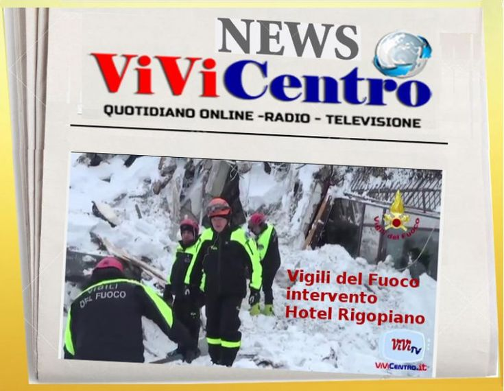 La trappola mortale dell'hotel Rigopiano sepolto dalla neve (VIDEO)