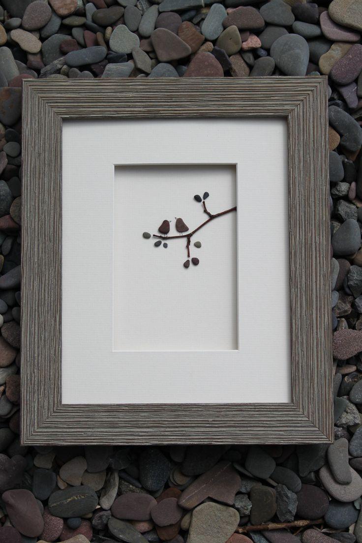 Pebble Art of Nova Scotia by Sharon Nowlan by PebbleArt on Etsy