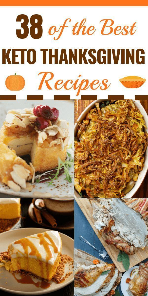 38 Keto Thanksgiving Recipes Les meilleures recettes de Thanksgiving à faible teneur en glucides pour …