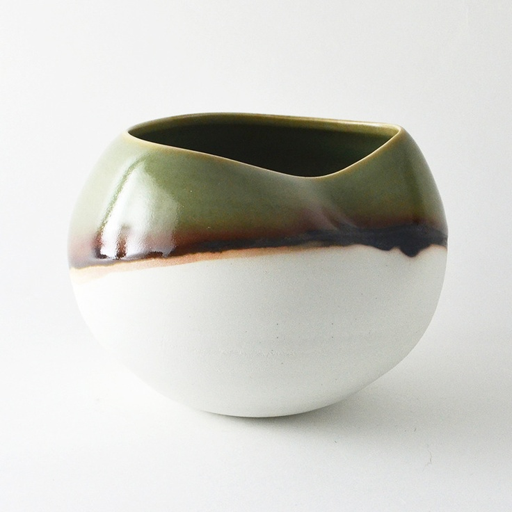 studio joo. porcelain bowl.