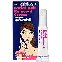 Completely Bare - Facial Hair Removal Cream Control   Hair   Delete in  #ultabeauty