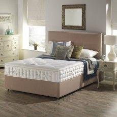 Hypnos Alto Pillow Top Double (135cm) Platform Top 4 Drawer Divan Set