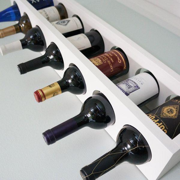 DIY wine rack | Year of Serendipity