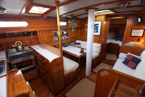184 Best Images About Boat Interiors On Pinterest