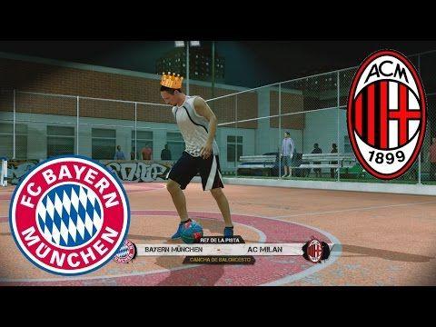 Fifa Street - Barcelona Vs Juventus - Partidazo de Futbol Sala - YouTube