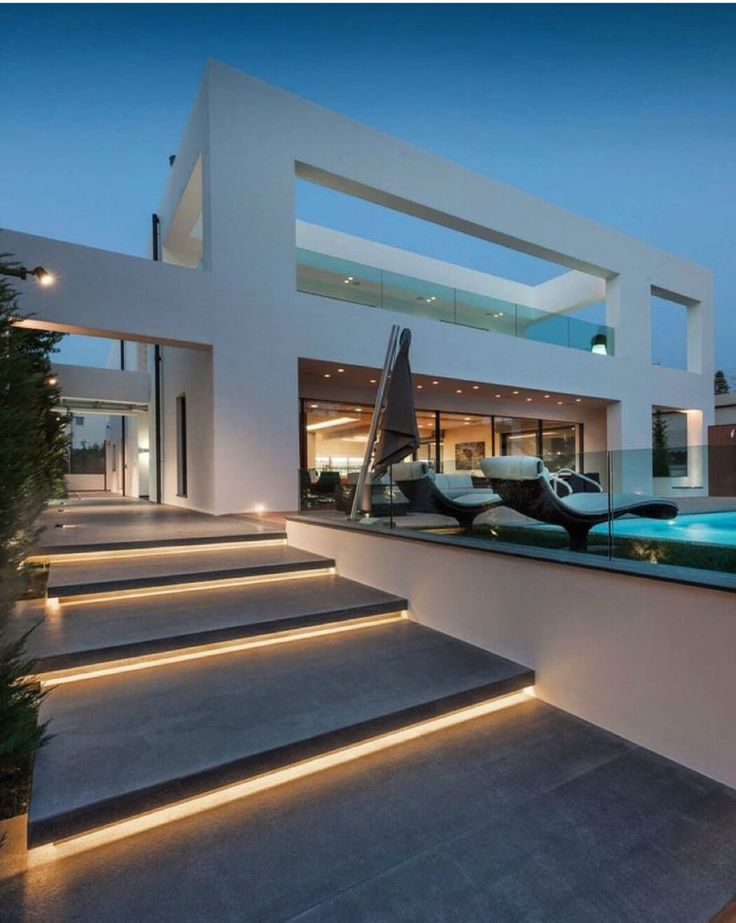 Pin by Greg Chambon on Archi contemporaine | Pinterest | Architecture, House and Backyard ...