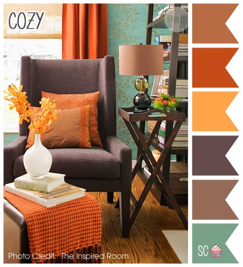 Inspire Sweetness!: Cozy - Color Palette