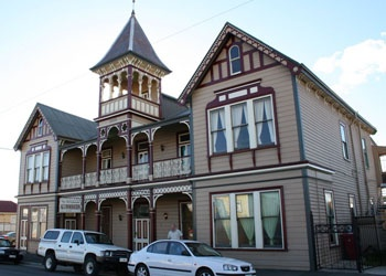 Arthouse Backpackers Hostel in Launceston, Tasmania.