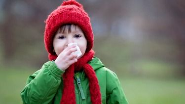 In October 2008, the Food and Drug Administration recommended that OTC cough and cold medicines never be used in children younger than 4 years. Fortunately, you can easily treat coughs and colds in young children without these nonprescription medicines.