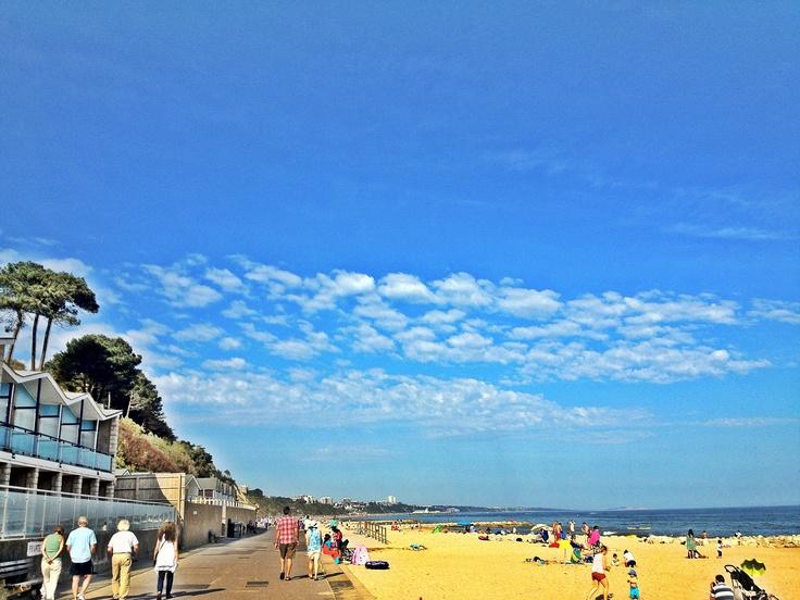 Bournemouth Beach - United Kingdom