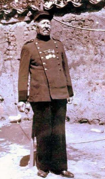 David García Rioseco, (23 de junio de 1860 -† 24 de Julio de 1949). Chileno, veterano de la Guerra del Pacífico. Profesaba la religión Judía. Presto servicios al Ejercito de Chile un total de doce años, tres meses y doce días.