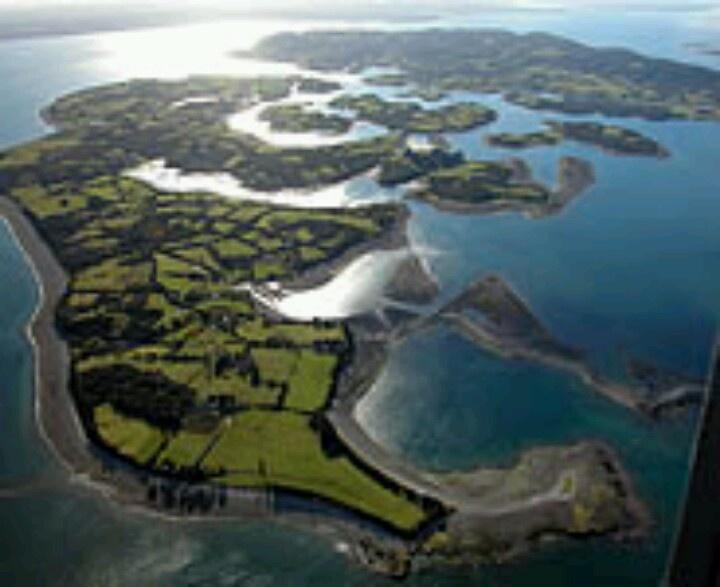 Islas, Ancud, Chiloé