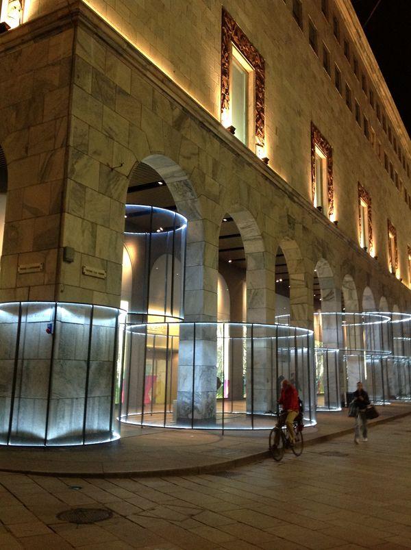 Il salone milano 2012 del 5 belysning inspiration for Il salone milano