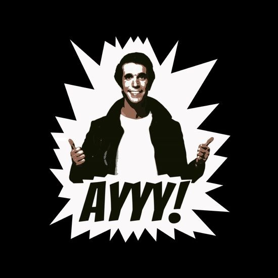 48 best the fonz images on pinterest the fonz the happy