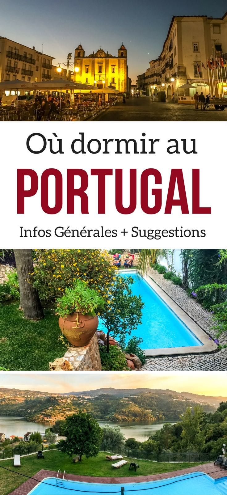 Portugal Voyage - Ou dormir au Portugal - Options et suggestions: hotels au Portugal, Locations d'appartements ou camping au Portugal | Portugal Lisbonne | Portugal hotels