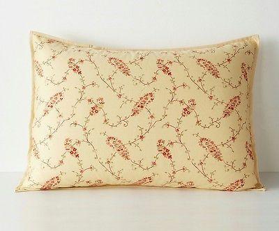 2-Ralph-Lauren-Mirabeau-Paisley-Floral-Vine-King-Pillow-Shams-Pair