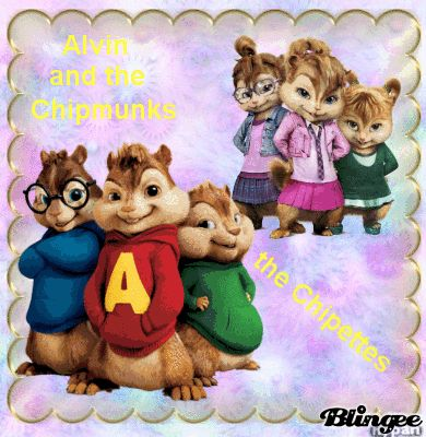 Alvin and The Chipmunks/Chipettes