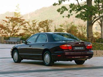 Mazda Xedos 9 Worldwide '10.1993–99