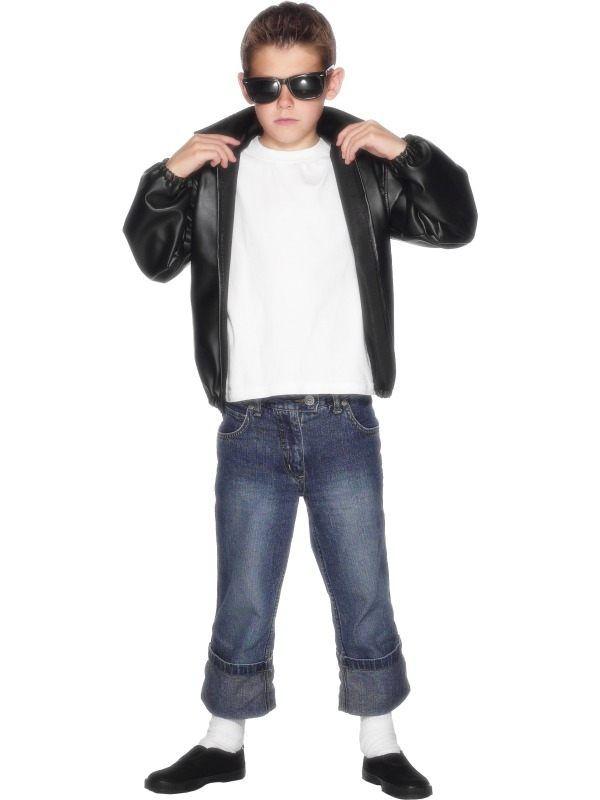 Jongens T-Bird Grease Jasje!