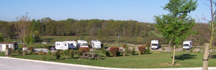 Oradour sur Glane - Aire de Camping-Car