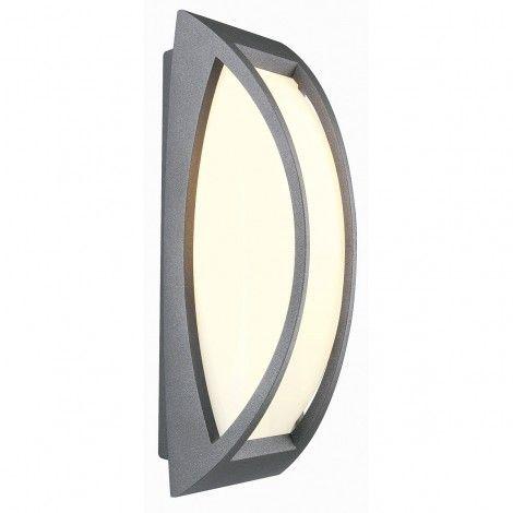 SLV Meridian 2 Antraciet 1xe27 | buitenlamp