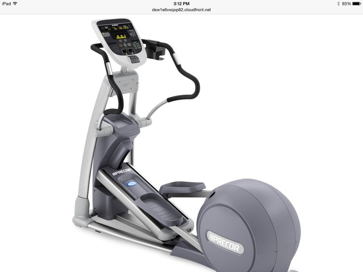 """Link to pure or Eliptical fat burning advice """"from the experts"""".  http://www.precor.com/en-us/advice-from-experts"""