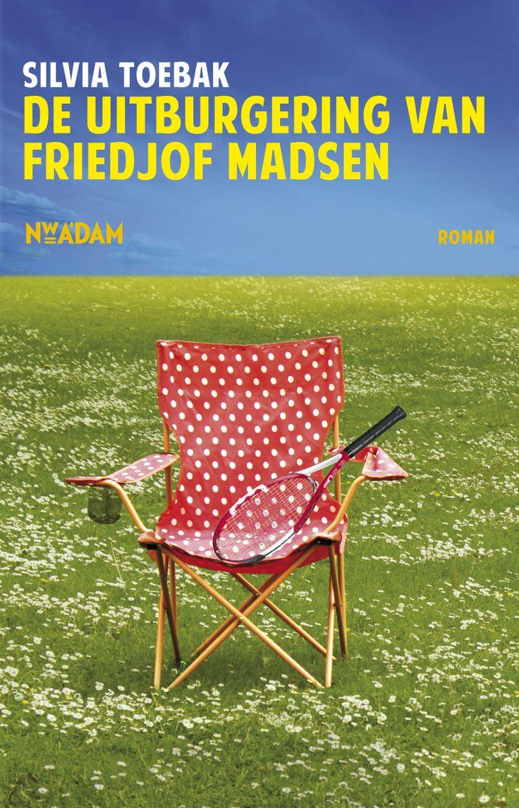 Hoofdpersoon Friedjof burgert uit in een humoristische aanklacht tegen de consumptiemaatschappij: er blijkt maar een dun lijntje te zitten tussen 'gek' en 'niet gek'... De tweede roman van Silvia Toebak verschijnt in juni.