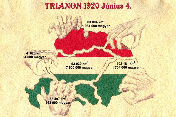 trianon-terkep