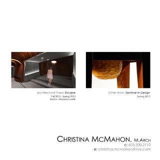 Architecture Design Portfolio 2013