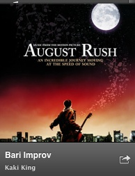 The August Rush Soundtrack. Amazing and a must see movie . Beautiful!!!