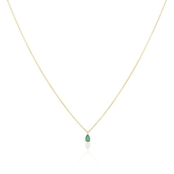 collier femme or cleor