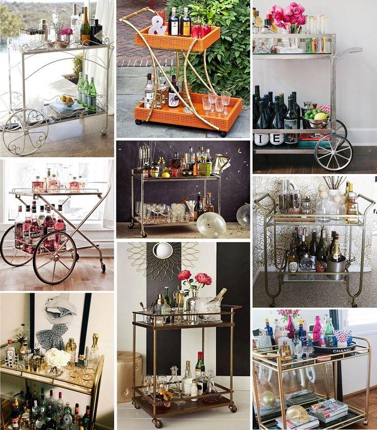 The Bar Cart Blog Post