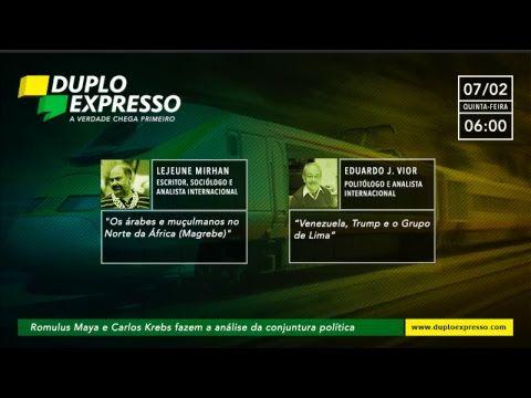 Duplo Expresso 07fev2019 Youtube Noticias E Atualidades Youtube