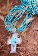 Southwestern Jewelry | Southwestern Turquoise and Silver Jewelry by Don Lucas Jewelry.